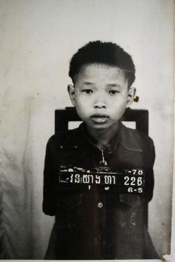 Foto de archivo Toul Sleng