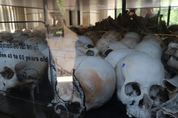 Killing Fields. Phnom Penh. Marisa López